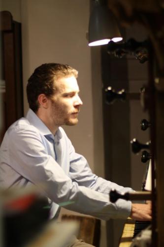 Joost Tuithof, organist