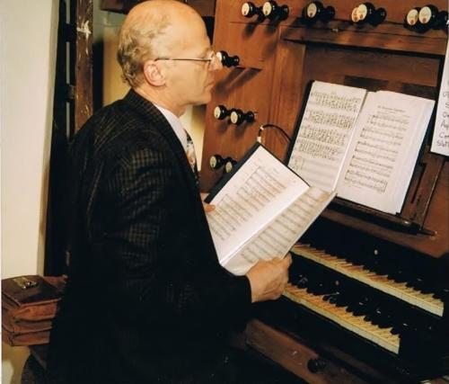 Koor en Orgel